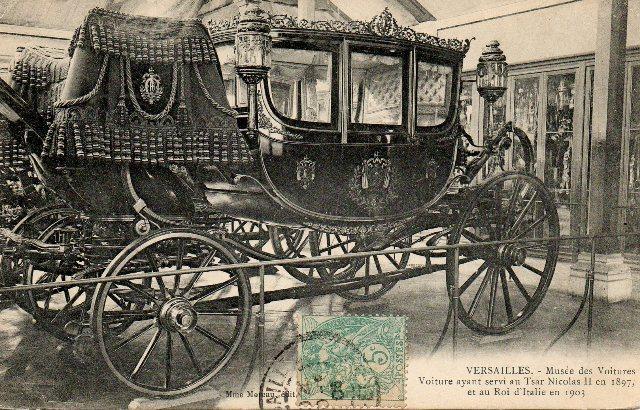 Visite du tsar Nicolas II en France, octobre 1896 64410