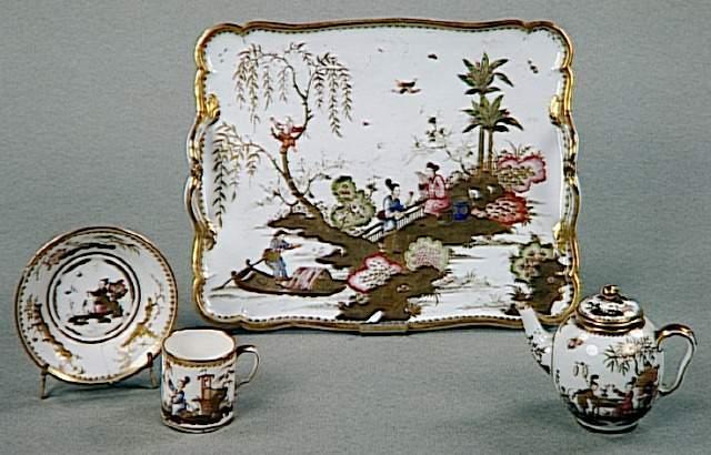 La Chine à Versailles, art & diplomatie au XVIIIe siècle 84-00110