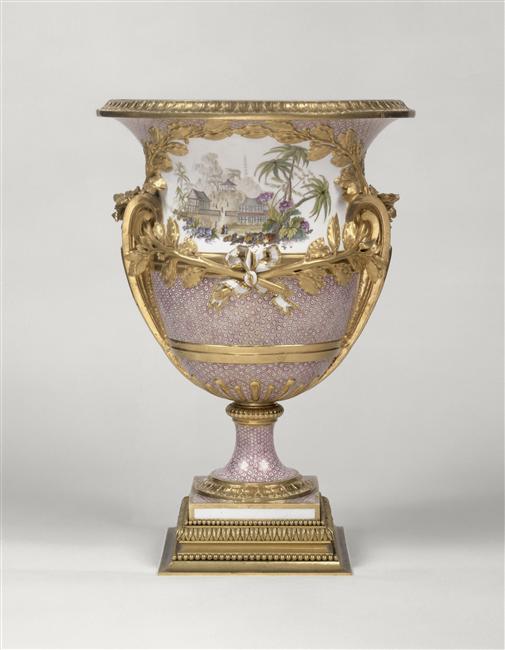 La Chine à Versailles, art & diplomatie au XVIIIe siècle 98-00414
