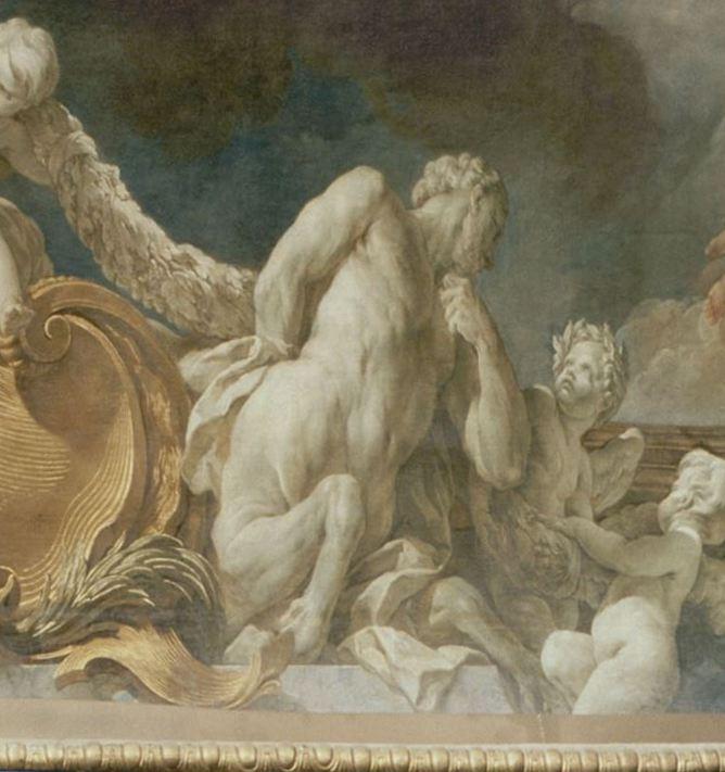 Le centaure, une créature fabuleuse à Versailles  98745610