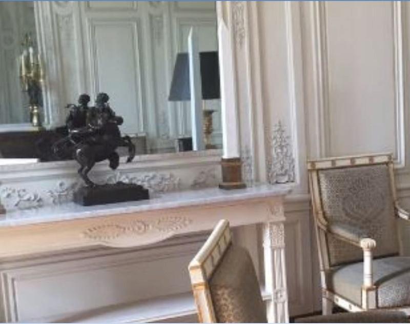 Le centaure, une créature fabuleuse à Versailles  Bureau10