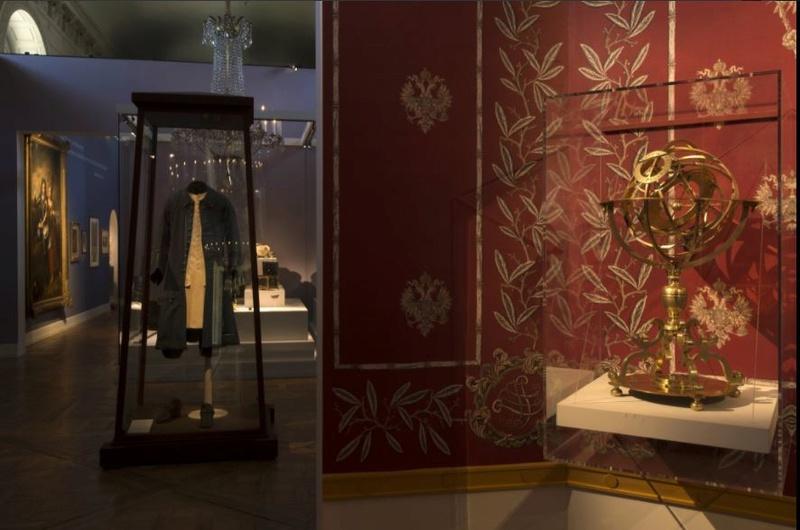 Un Tsar en France, Pierre le Grand et la cour de Louis XV D20