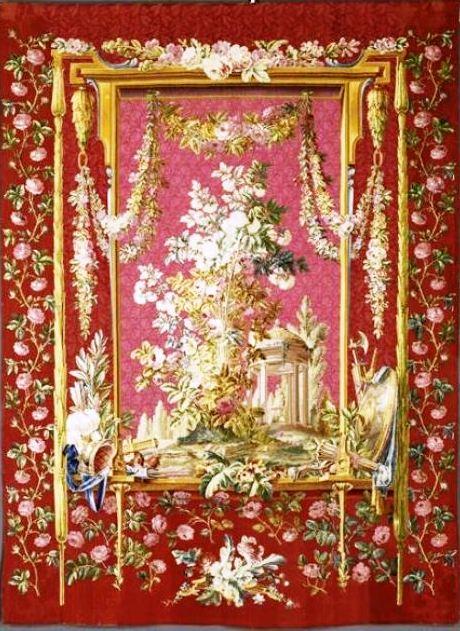 Une coupole, une chambre et un lit pour le Louvre Dosser11