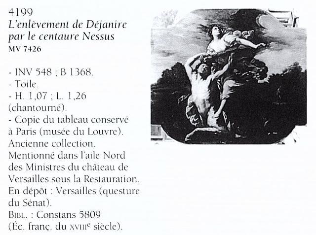Le centaure, une créature fabuleuse à Versailles  Img00421