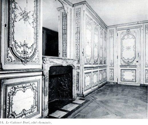 Trumeau cabinet doré du roi Img05910