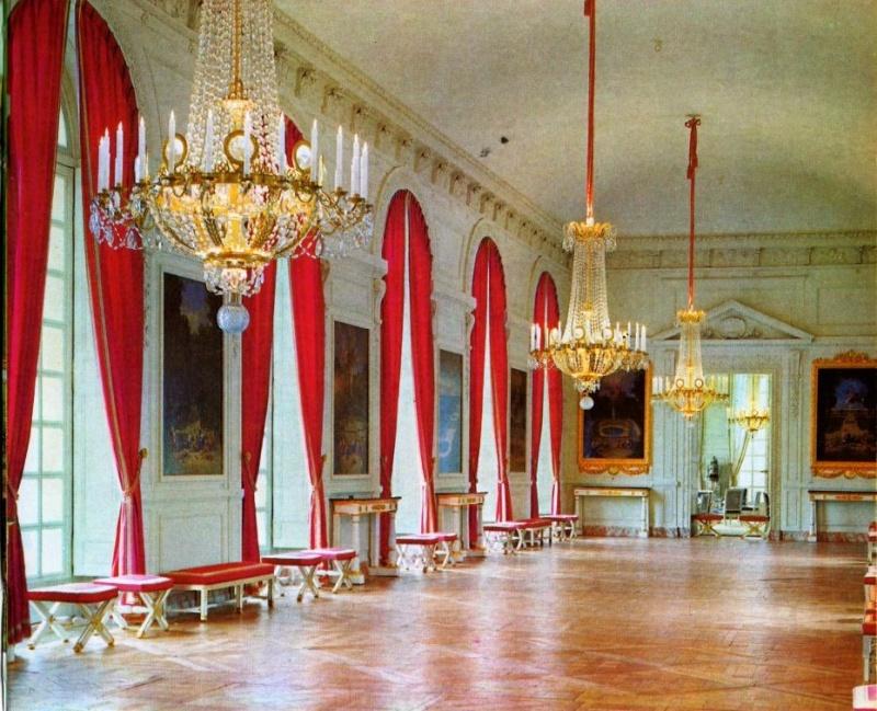Maquettes de la Marine impériale, Grand Trianon, juin 2014 Img08611