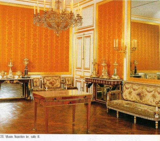 Exposition : Le surtout offert par Charles IV à Napoléon 1er Img18110