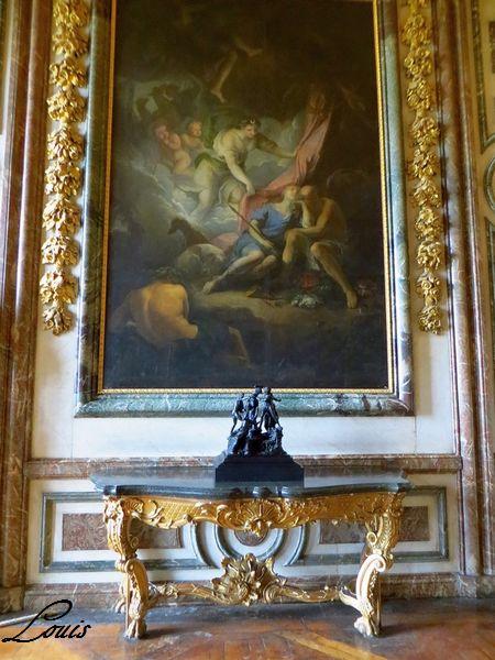 Le centaure, une créature fabuleuse à Versailles  Img_3411