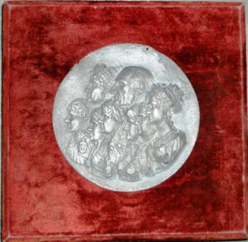Exposition : Le surtout offert par Charles IV à Napoléon 1er P1050519