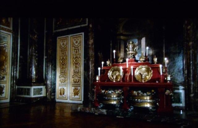 Quand Versailles était meublé d'argent, 2007. Dix ans déjà! P1070214
