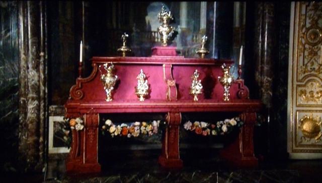 Quand Versailles était meublé d'argent, 2007. Dix ans déjà! P1070217