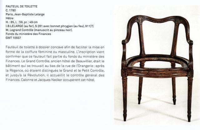 """Exposition """"Sièges en société"""" aux Gobelins - Page 4 P_161_10"""