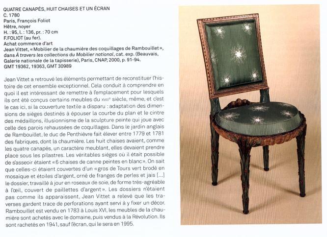 """Exposition """"Sièges en société"""" aux Gobelins - Page 4 Rambou10"""