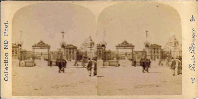 Visite du tsar Nicolas II en France, octobre 1896 Tsar10
