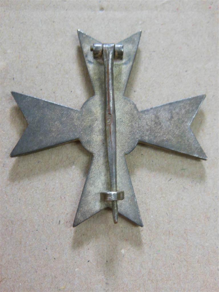 Croix de merite de 1er classe sans glaives vendu Dscn4542