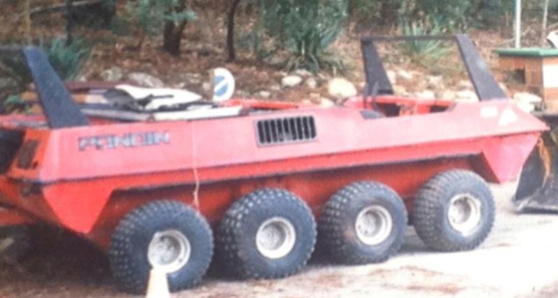 PONCIN 8 roues tout terrain amphibie (VP 3000) Captur14