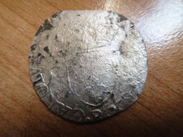 Douzain de Charles X .1593.(contremarque pour un quinzain) Dsc03512
