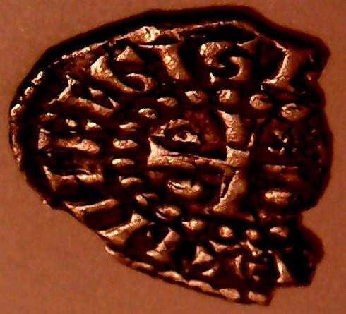 PROVENCE - COMTÉ DE PROVENCE - CHARLES Ier D'ANJOU Denier mansois .c. 1246-1266  Thu_ma14