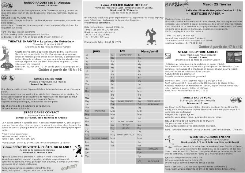 Association Bugey Sud Actif : spectacles, etc... Bsa20111