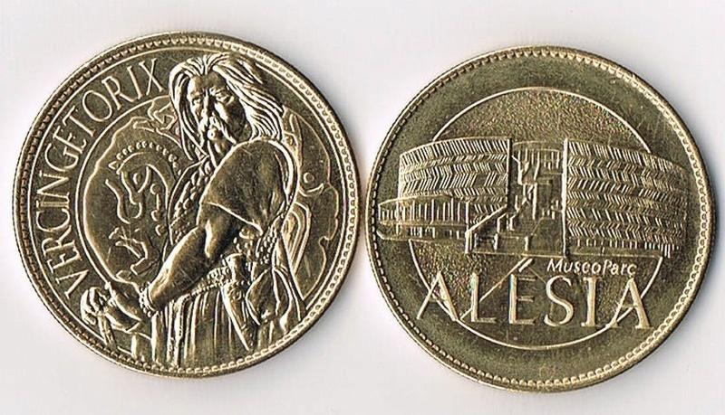 Alise-Sainte-Reine (21150)  [MuséoParc Alésia UEEG / Vercingétorix] Ab_21_10