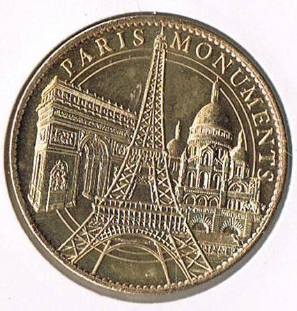 Paris (75000) Ville de Paris Générique Ab_75_10