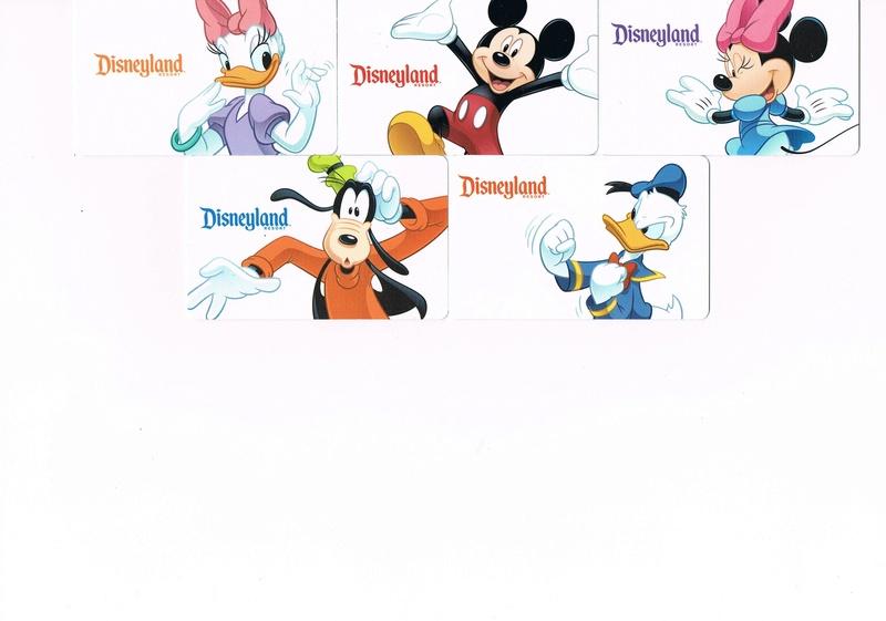 Passeport Disneyland Paris Disney12