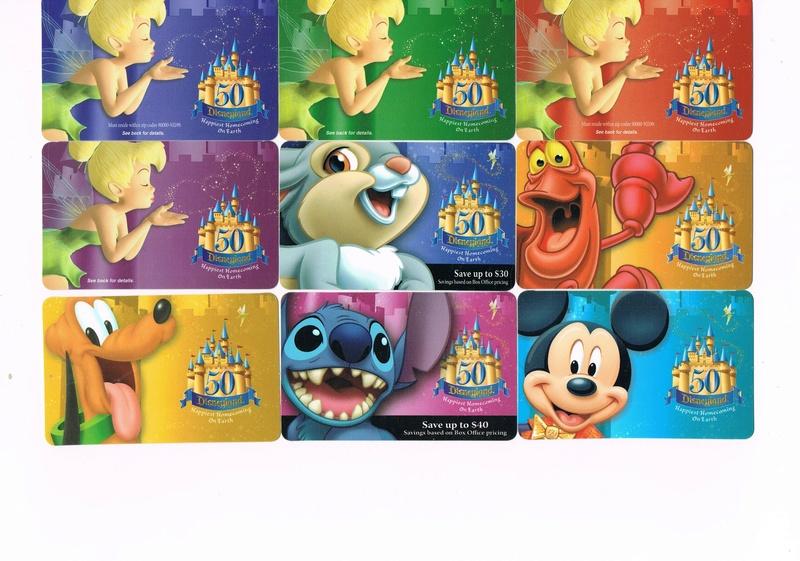 Passeport Disneyland Resort Californie Disney13
