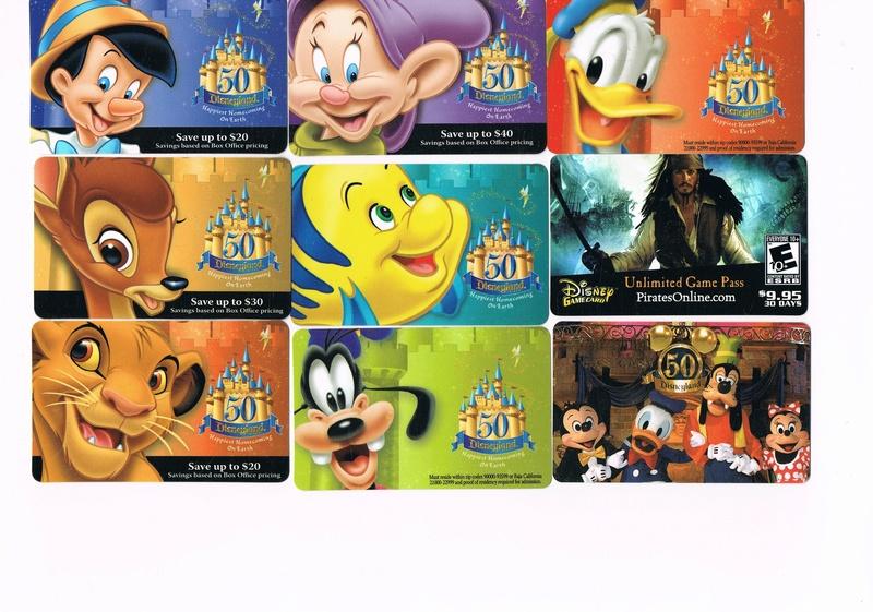 Passeport Disneyland Resort Californie Disney14