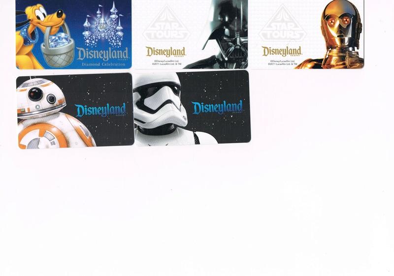Passeport Disneyland Resort Californie Disney18