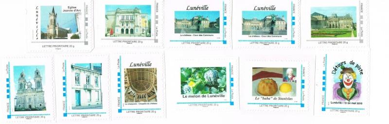 54 - Lunéville Groupement Philatélique Lune10