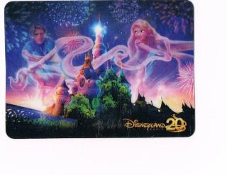Passeport Disneyland Paris Passep10