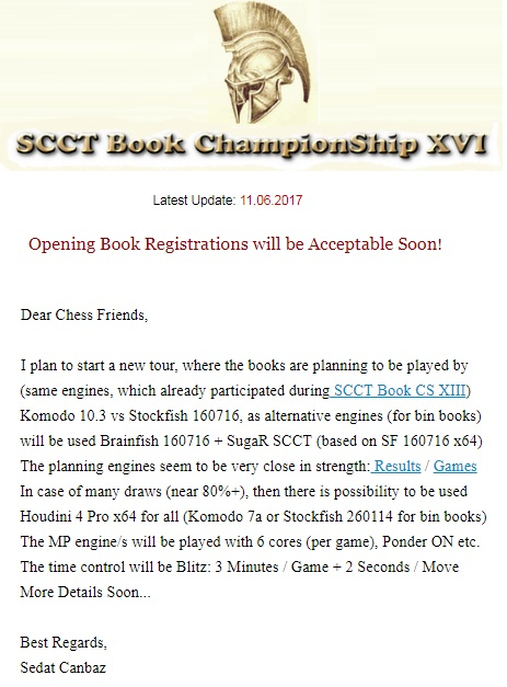 SCCT Book ChampionShip XVI Ttour10