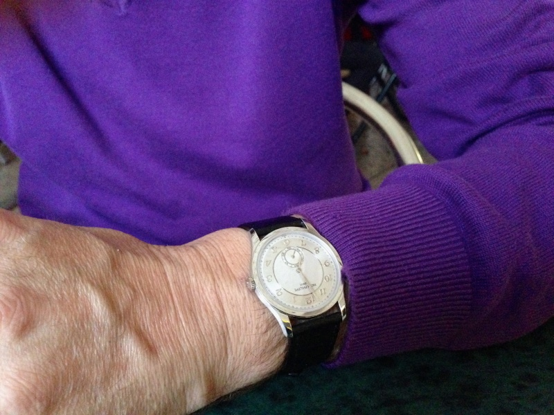 Votre montre sur le poignet d'un autre ... - Page 2 Img_3211