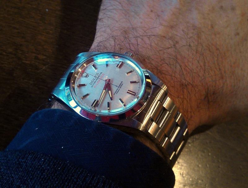 Votre montre sur le poignet d'un autre ... - Page 2 Milgau10