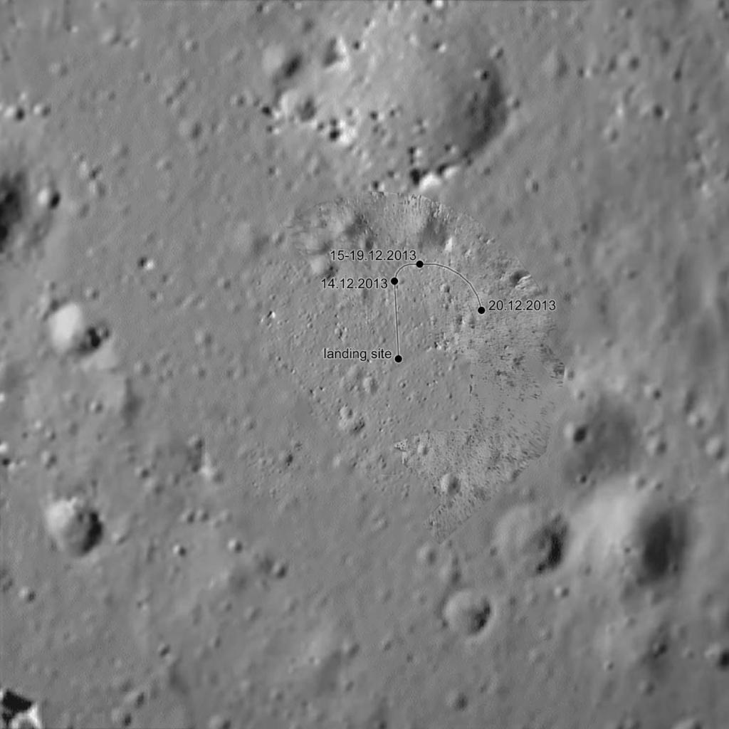 [Mission] Sonde Lunaire CE-3 (Alunissage & Rover) - Page 20 14265910