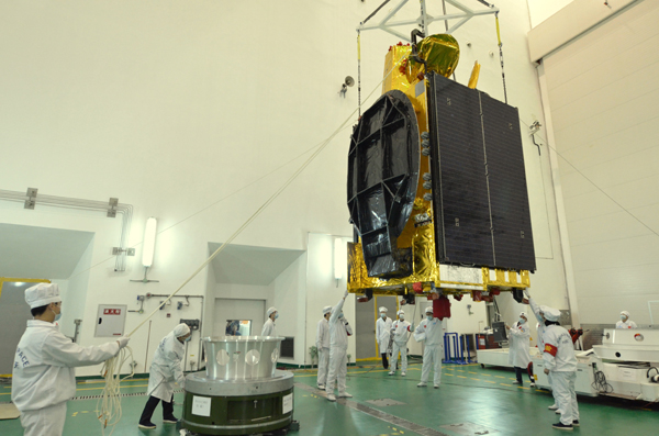 Lancement CZ-3B / TKSat-1 à XSLC - Le 21 Décembre 2013 - [Succès]  59463610