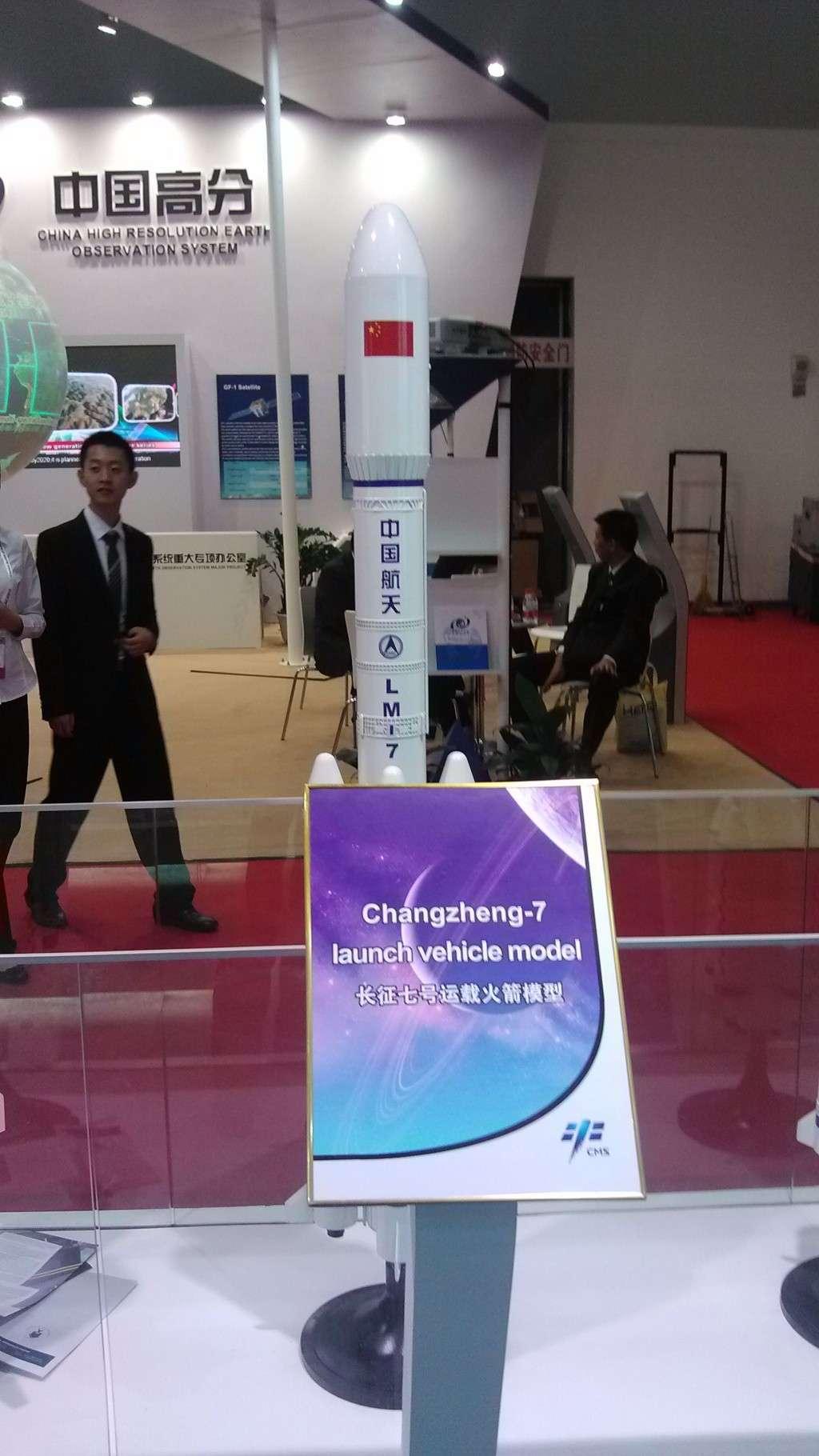 [Chine] CZ-7 : nouvelle génération de lanceur moyen Milita11