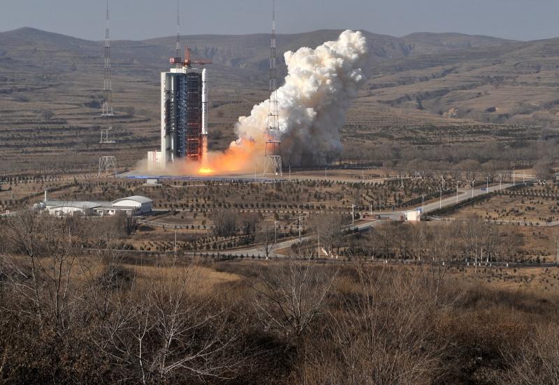 CZ-4C (Yaogan-19 ) - TSLC - 20.11.2013 Milita18