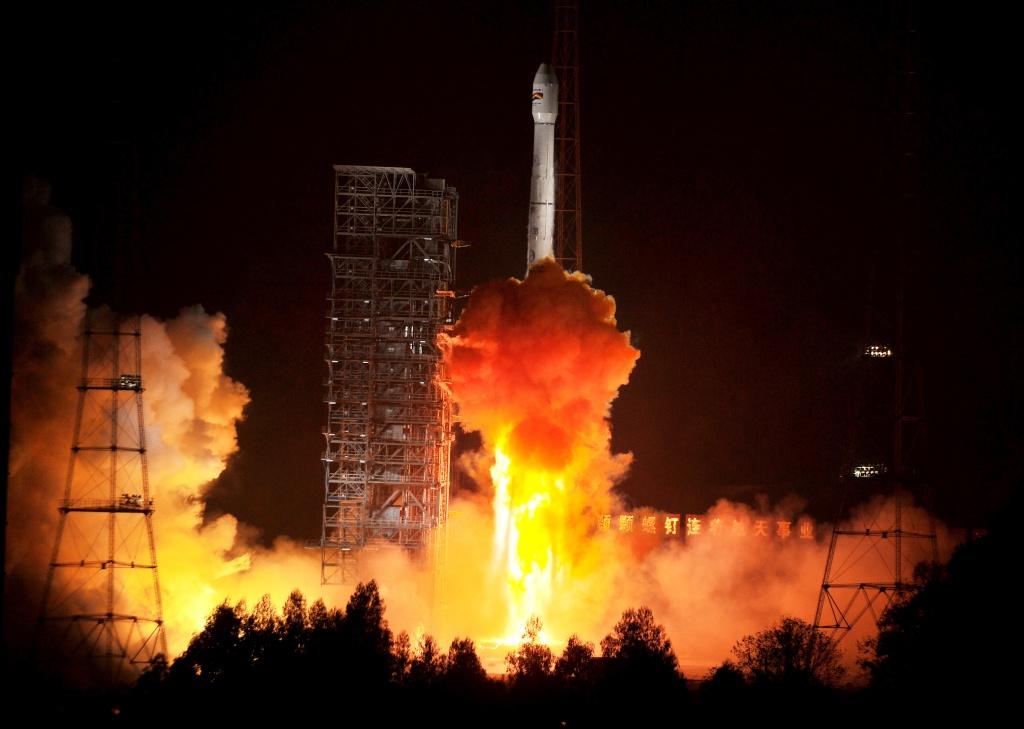 Lancement CZ-3B / TKSat-1 à XSLC - Le 21 Décembre 2013 - [Succès]  Milita50