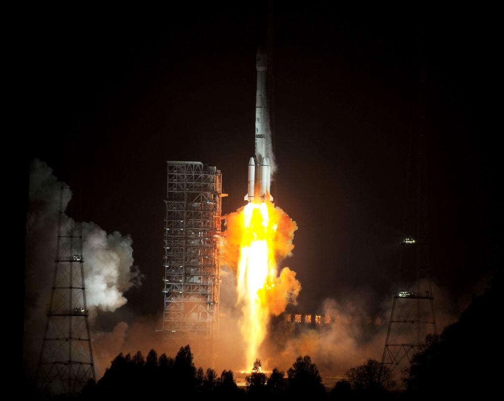 Lancement CZ-3B / TKSat-1 à XSLC - Le 21 Décembre 2013 - [Succès]  Milita51