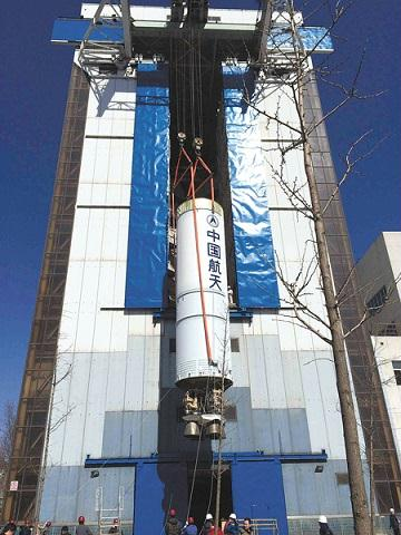 [Chine] CZ-7 : nouvelle génération de lanceur moyen - Page 2 N1580010