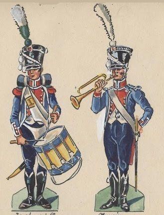 Règlement d'infanterie premier empire E2226110