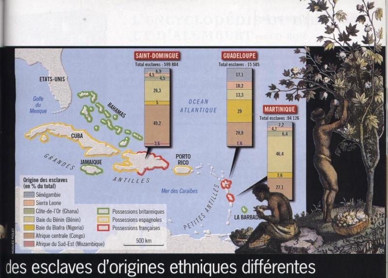 Outre-mer, les îles à sucre, l'esclavage...  - Page 2 0012310