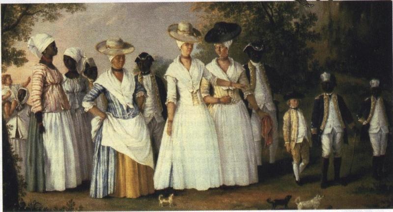 Outre-mer, les îles à sucre, l'esclavage...  - Page 2 0031810