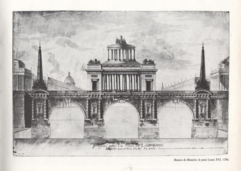 La place Louis XV, puis place de la Révolution, puis place de la Concorde au XVIIIe siècle 00817r10