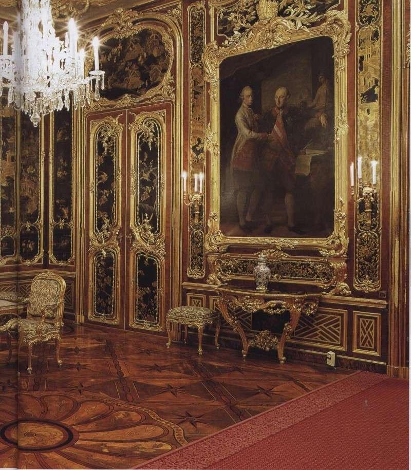 Schönbrunn, Habsbourg et Chinoiseries ... 00818o10