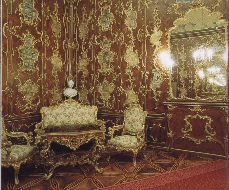 Schönbrunn, Habsbourg et Chinoiseries ... 01016x10