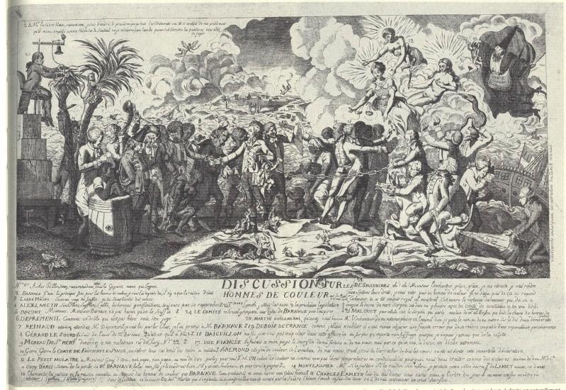 Outre-mer, les îles à sucre, l'esclavage...  - Page 2 0111411