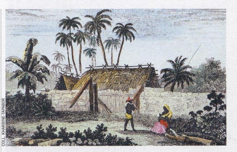 Outre-mer, les îles à sucre, l'esclavage...  - Page 2 0141310