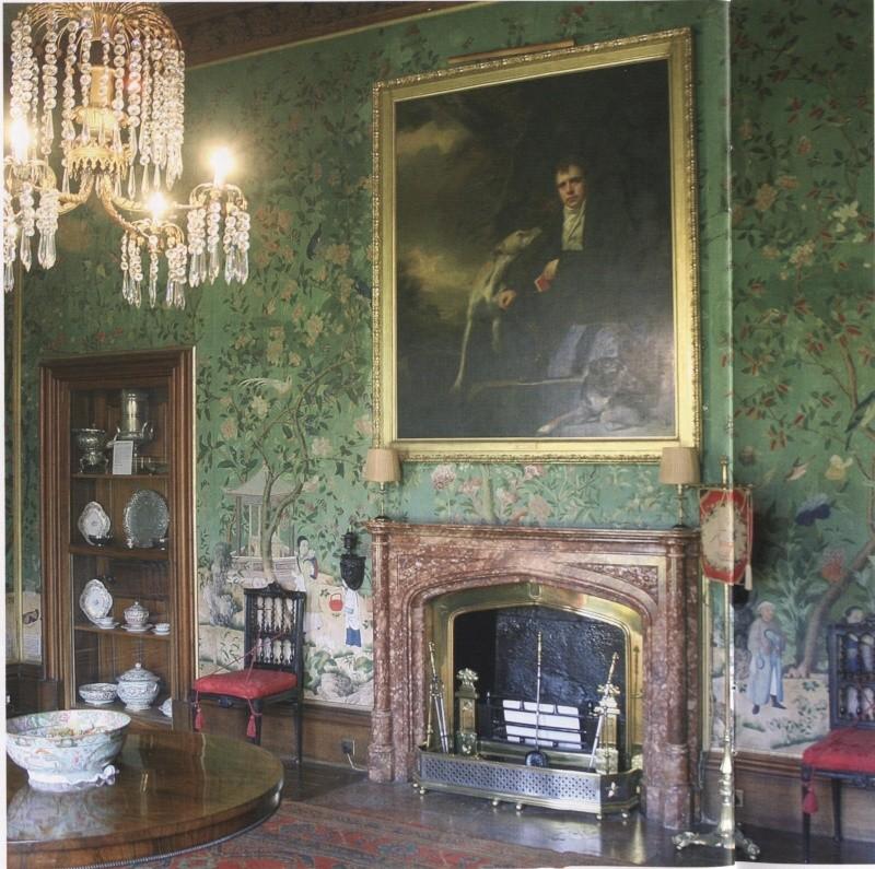 Papiers peints de rêve au XVIIIe siècle 0141410
